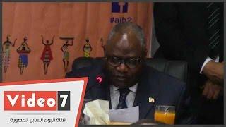سفير الكونغو: البيئة الإقليمية تثير لدى الشباب الإحباط والحيرة والشعور بالتهميش