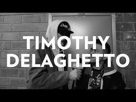 Timothy DeLaGhetto Weighs In On Dumbfoundead vs. Conceited