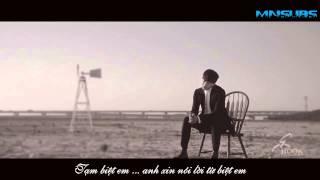 [Vietsub] And Goodbye (그리고 안녕) Short M/V - Lee Seung Gi (이승기)