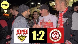 VfB STUTTGART VS WEHEN WIESBADEN │DIE SCHWABEN BLAMIEREN SICH!