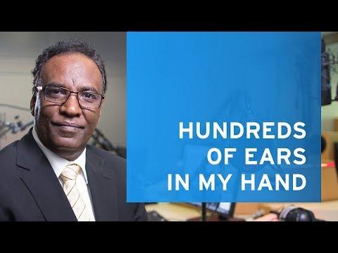Hundreds of ears in my hand – Negash Mohammed | DW English