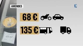 Pic de pollution à Toulouse : la vignette Crit'Air, comment ça marche ?