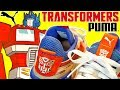 Brand New Transformers Optimus Prime Puma RS X Retro Shoes Bumblebee Movie Toys