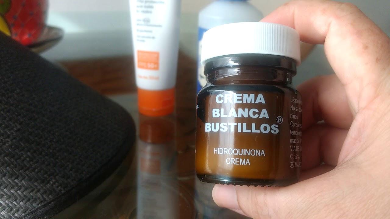crema despigmentante farmacia similares