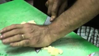 Как правильно резать чеснок, самый лучший способ!