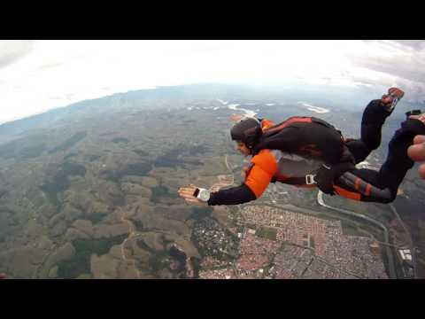Paraquedismo Rio de Janeiro / Curso AFF Nível 7 - Alexandre Castro