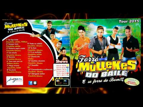 Forró Mullekes Do Baile - CD Completo