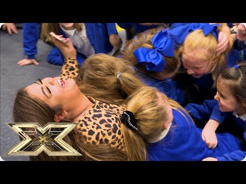 Scarlett Lee's homecoming trip | Final | The X Factor UK 2018