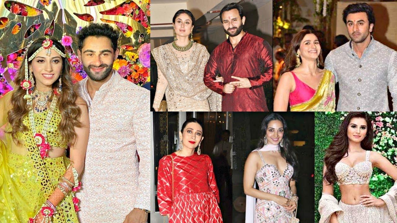 Kareena Kapoor Cousin Armaan Jain And Anissa Malhotra ...