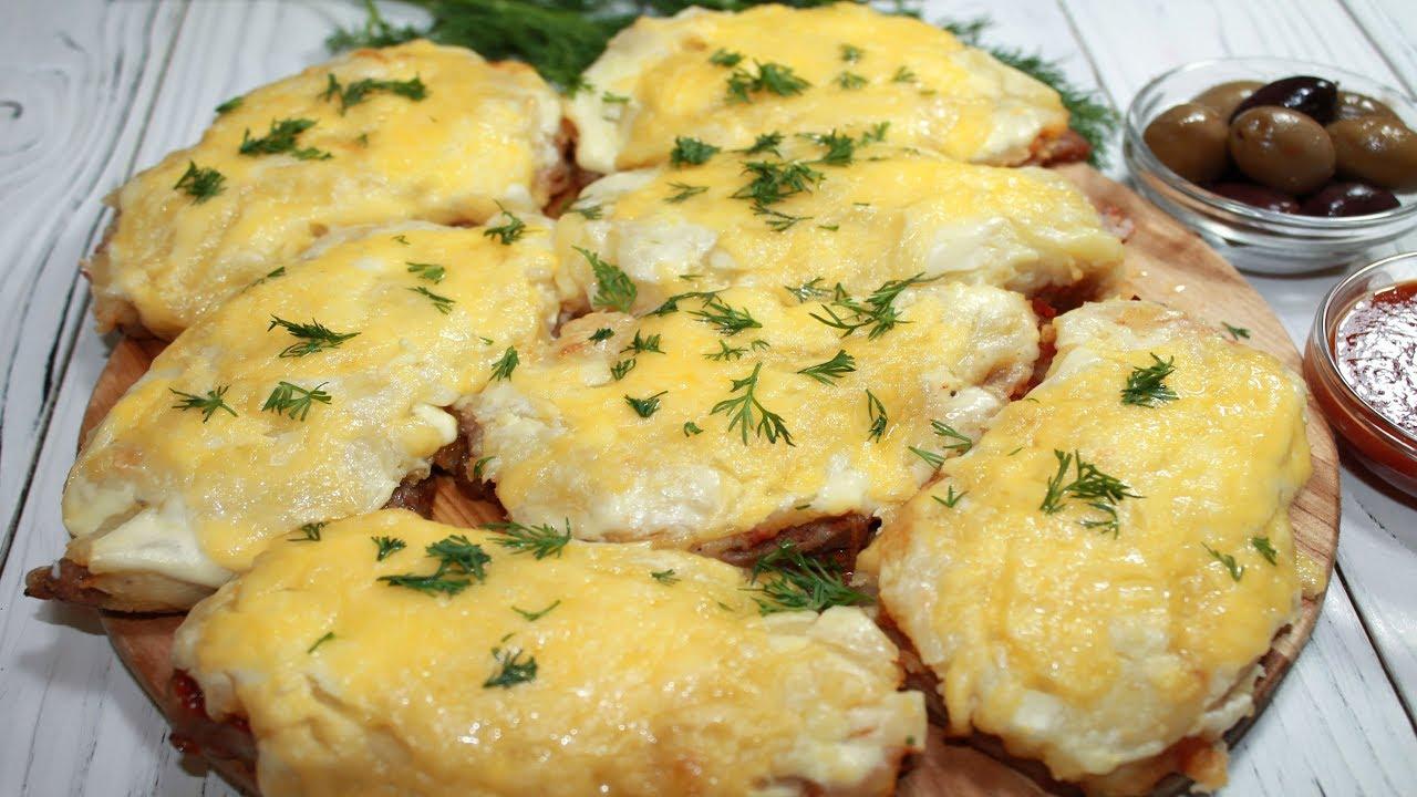 Великолепное Горячее Блюдо. Мясо с Картофелем в Духовке Тушеная Картошка с Мясом и Овощами в Духовке
