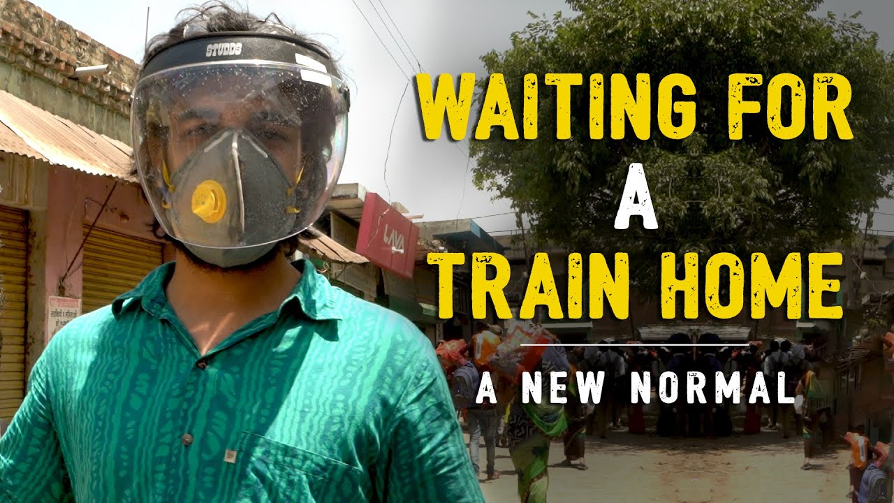 Ep. 03 | Waiting For A Train Home | A New Normal ft. Samdish