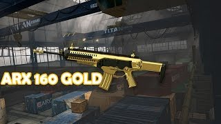 Warface - ARX 160 GOLD