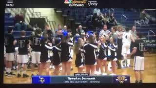 Newark vs Somonauk NBC Sports Highlights