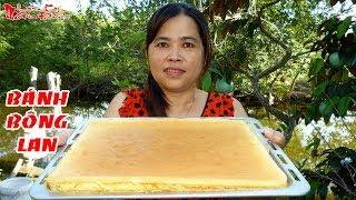 Cách Làm Bánh Bông Lan Phô Mai Bằng Lò Nướng Điện Tại Nhà | NKGĐ