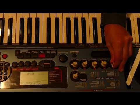 USE OF SOUND 035: wave2001 / SANDPUPPY MASTERCLASS YAMAHA DJX