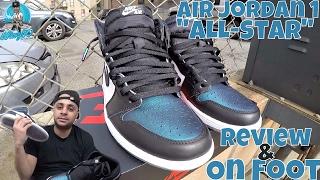 "Air Jordan 1 ""All Star"" ""Gotta Shine"" Review & On Foot"