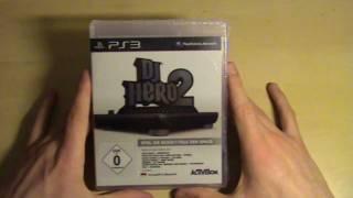 DJ Hero 2 - Unboxing (Deutsch/German)