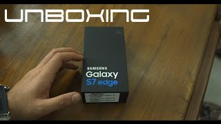 Galaxy S7 Edge Unboxing Exynos Dual Sim Variant Black