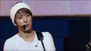 20100731(中字) [CNBLUE 1st Live Concert] part 2 傻瓜唱的歌(原來是美男)