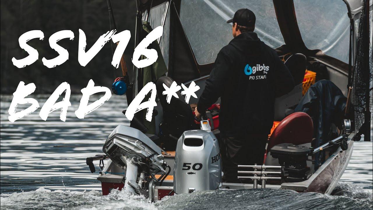 Lund SSV Fishing Boat