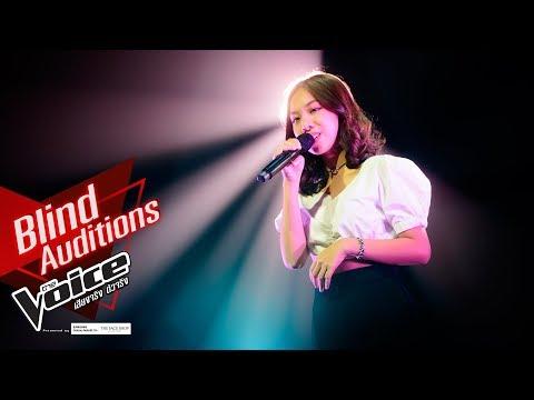 ออย - I Just Called To Say I Love You - Blind Auditions - The Voice Thailand 2019 - 16 Sep 2019