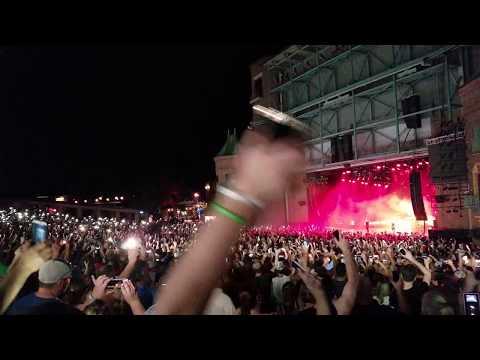Shinedown Kansas City 7-22-16  Starlight State of my head 4K