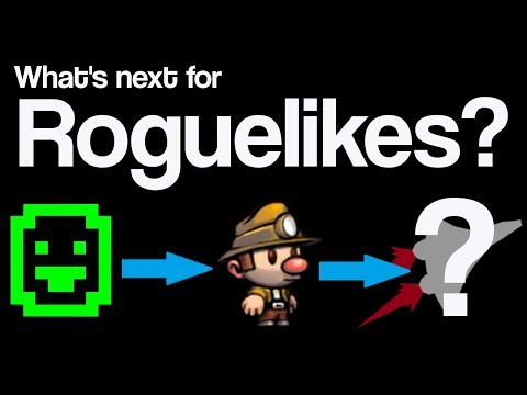 What does the future of Roguelikes looklike? – Discover Indie!