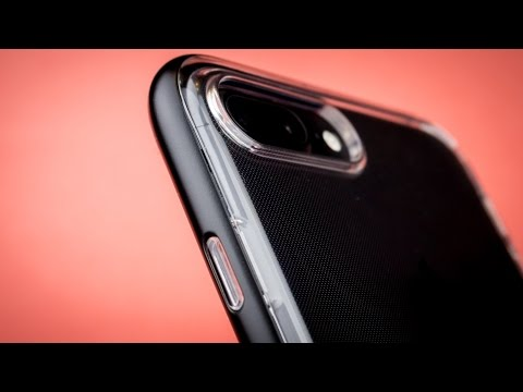 Spigen Neo Hybrid And Crystal Case for iPhone 7 Plus - Review