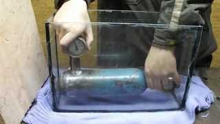 Эксперимент с баллоном высокого давления(, 2014-04-10T14:39:51.000Z)