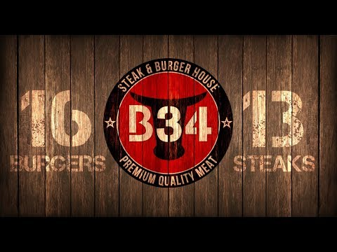 B34 Steak & Burger House - Brussels
