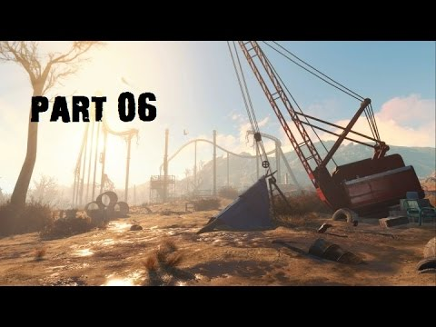 Fallout 4: Nuka-World DLC | Walktrough | Part 06 | German | PC - HD | Die Jünger |