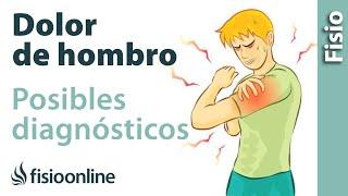 En acidez estomacal y dolor el hombro izquierdo