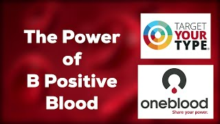 b positive blood type