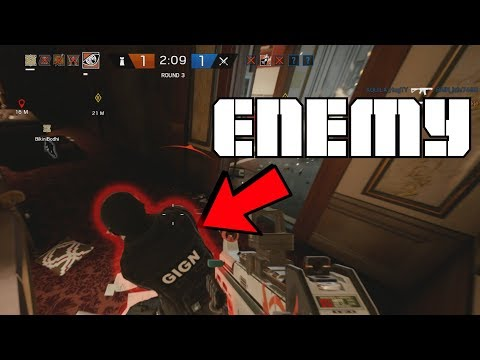 This Twitch Is Blind - Rainbow Six Siege Highlights
