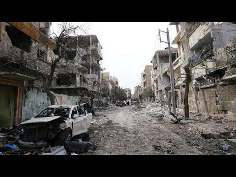 فرنسا: روسيا تعرقل دخول مفتشي أسلحة كيماوية إلى دوما  - نشر قبل 8 ساعة