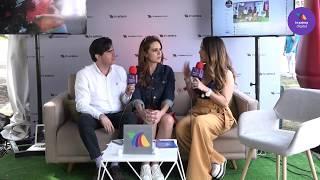 Desde el Digital Room en el WGC-Mexico 2019 con Patty López, Tanía Rincón y Roberto San Germán