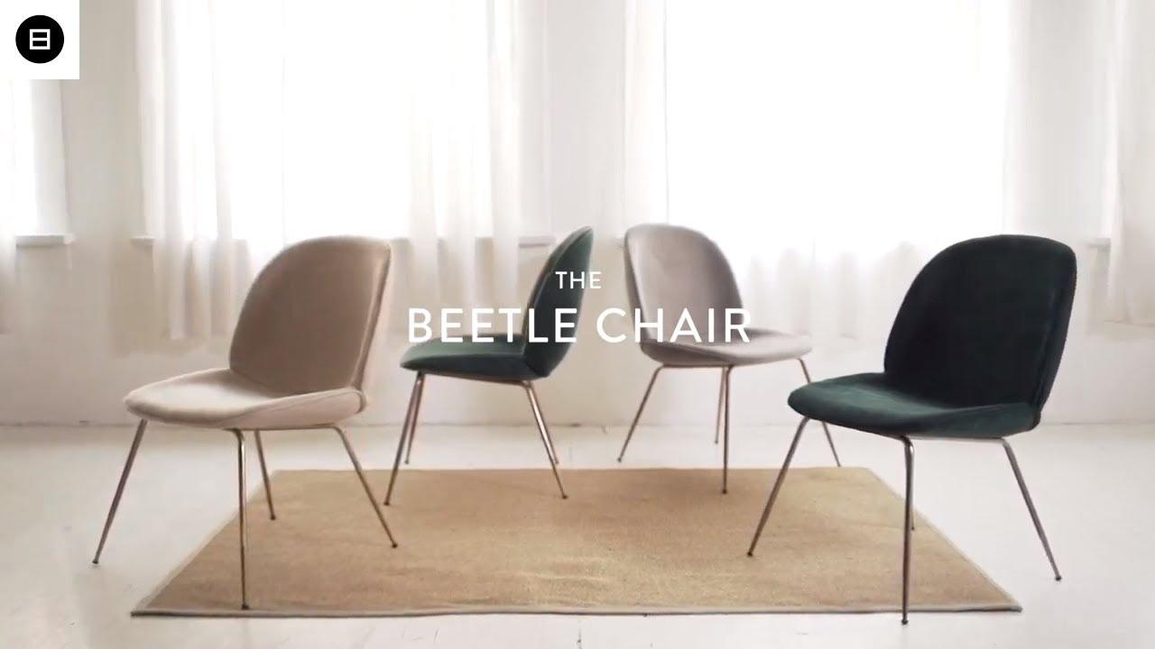 Reproductie Design Stoelen.Gubi Dining Beetle Chair Replica By Gamfratesi Mid Century