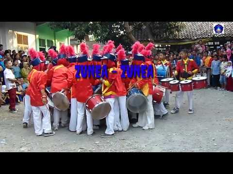 Drumband di Tengah Asap | Zunea -Zunea