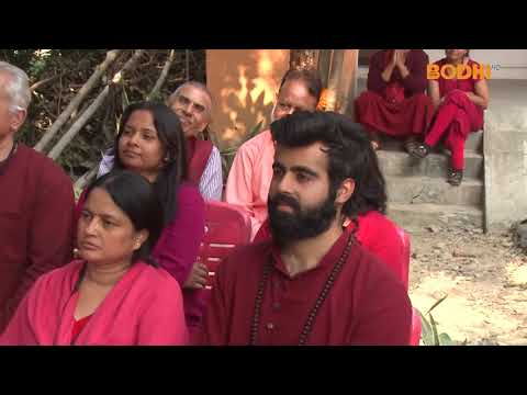 Bodhi TV : Dhamma Talk : Swami Anand Arun (01)
