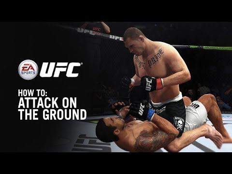 Thumbnail: EA SPORTS UFC Ground Tips: How To Attack