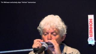 Tims Tiny Tunes #193: F, Gospel Swing, Level 1, Play-along lessons | Jazz harmonica licks