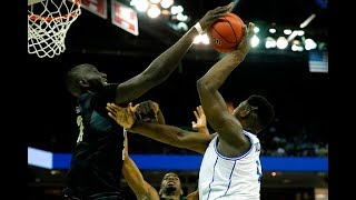 Zion vs. Tacko: Watch highlights from their incredible second round battle