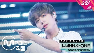 MPD직캠] 워너원 박지훈 직캠 '봄바람(Spring Breeze)' (Wanna One PARK JI HOON FanCam)   @COMEBACK SHOW_2018.11.22
