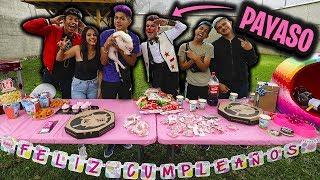 ¡Fiesta de cumpleaños a mi MINI PIG! - [ANTRAX] ☣
