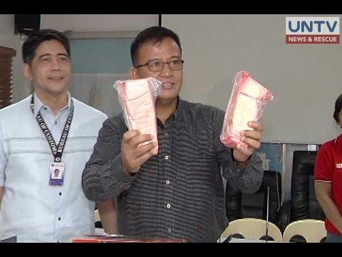 Mahigit 7-M halaga ng drugs mula sa The Netherlands, naharang sa Manila Central Post Office