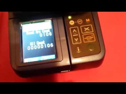 Sumitomo Electric QMS-02 Fusion Splicer Test Splice 2/07/15