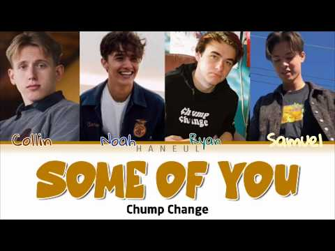 Chump Change - Some Of You (Color Coded Lyrics Eng)
