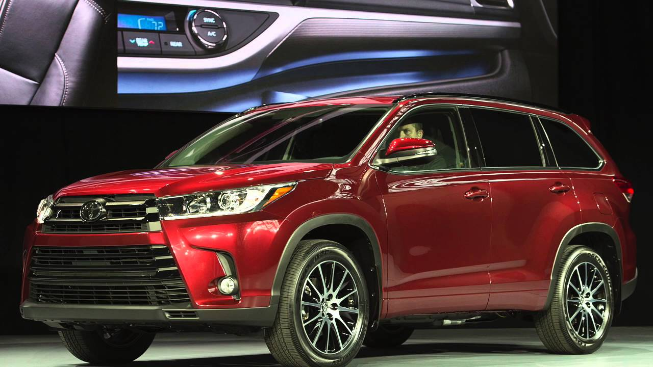 2017 toyota highlander snap shot youtube. Black Bedroom Furniture Sets. Home Design Ideas