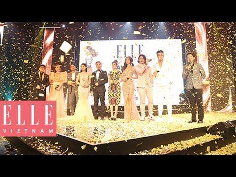 Những Hình Ảnh Nổi Bật Tại ELLE Style Awards 2017