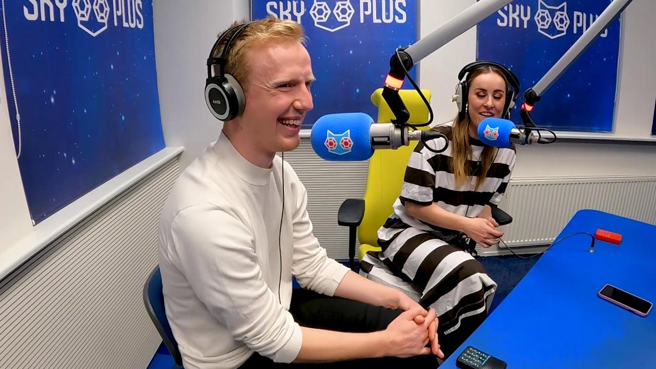 Külas käisid Eesti Laulu poolfinalistid Gram-Of-Fun looga ''Lost in a dance'' | Sky Plus